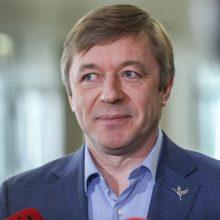 """""""Valstiečiai"""" nusprendė R. Karbauskį deleguoti į Seimo vadovybę"""