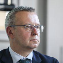 Bankų asociacija siūlo stabdyti Finansų rinkos dalyvių mokesčio įstatymo projektą