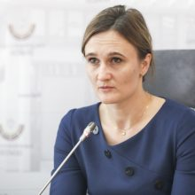 V. Čmilytė-Nielsen kritikavo valdančiuosius: Lietuva gali virsti ES paraščių valstybe