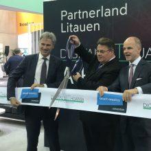 Lietuva Vokietijoje pristatoma kaip pažangi e-valstybė