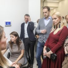Vilniuje duris atvėrė laboratorija Lietuvos olimpiečiams ir sporto entuziastams