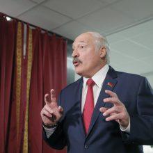 A. Lukašenka sporto funkcionieriams: jei olimpiadoje nebus gerų rezultatų, negrįžkite