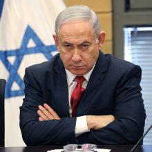 B. Netanyahu – kaltinimai dėl sukčiavimo, piktnaudžiavimo ir kyšininkavimo