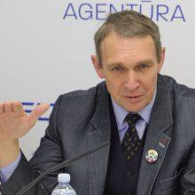 """A. Juozaitis – susivienijimo """"Kartų solidarumo sąjunga-Santalka Lietuvai"""" pirmininkas"""