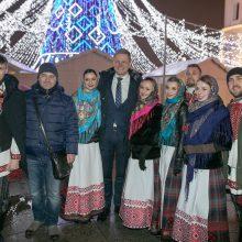 Vilniuje Kalėdas švenčia stačiatikiai