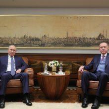 Turkija ir Rusija reikalauja paliaubų Libijoje