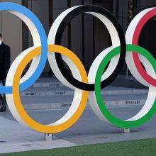 Tarptautinis olimpinis komitetas: žaidynės įvyks