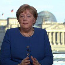 Vokietija ir Prancūzija pasiūlė įsteigti ES ekonomikos atkūrimo fondą