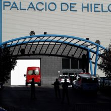 Madride didelis prekybos centras bus naudojamas kaip lavoninė