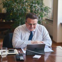 Ministras: sienos tarp Baltijos šalių galėtų būti atvertos nuo gegužės vidurio