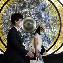 Japonijoje sergantieji koronavirusu gali būti gydomi preparatu nuo Ebolos karštinės
