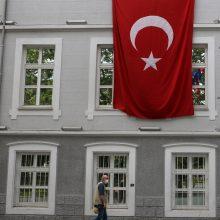 Turkijoje per parą nustatyta daugiau kaip tūkstantis užsikrėtimo koronavirusu atvejų
