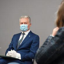 Ekspertai: R. Karbauskio taktika – tiesiogiai nekonfliktuoti su prezidentu
