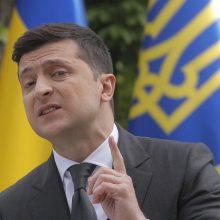 NATO ir Ukrainą sies dar glaudesnė partnerystė