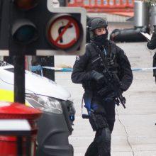 Škotijos policija: incidentas Glazge nelaikomas teroristiniu
