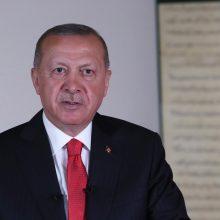 R. T. Erdoganas: Turkija gins savo poziciją vadinamojo armėnų genocido klausimu