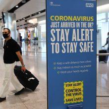 PSO: Europoje COVID-19 protrūkiai vėl prasidėjo dėl atsipalaidavusio žmonių elgesio