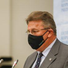 L. Linkevičius: pandemijai įveikti reikalingas efektyvus daugiašališkumas