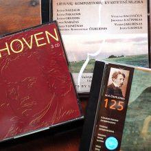 Kauno simfoninis orkestras pradeda minėti L. van Beethoveno jubiliejinius metus