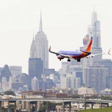 Oro linijų pramonė kasdien patiria po 418 mln. dolerių nuostolių