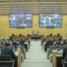 R. Karoblis: NATO šalių investicijos į gynybą leis reaguoti į kintančias grėsmes