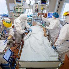 Premjerė: karantino taisyklių nesilaikymo kaina – ligoniai reanimacijoje