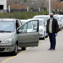 Ispanijoje per parą infekuotųjų skaičius padidėjo 9 tūkst.