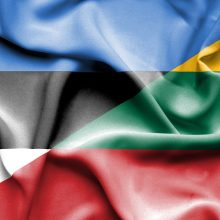 I. Šimonytė su paskyrimu pasveikino naująją Estijos premjerę K. Kallas