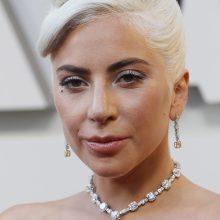 JAV atlikėja Lady Gaga atgavo pavogtus šunis
