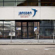 """Šveicarija sertifikavo """"Janssen"""" vakciną nuo koronaviruso"""