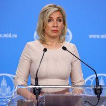 Rusijos URM: Čekija stojo į santykių su RF griovimo kelią, atsakymo nereikės ilgai laukti