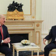 A. Lukašenka: Rusija ir Baltarusija dar nesuderino dviejų trijų svarbių ekonominių programų