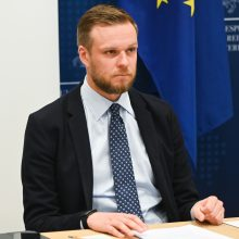 Nuotoliniame NATO užsienio reikalų ministrų posėdyje aptarti aktualiausi saugumo iššūkiai