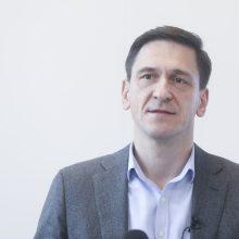 D. Kreivys: mūsų energetinei nepriklausomybei svarbi partnerystė su Lenkija