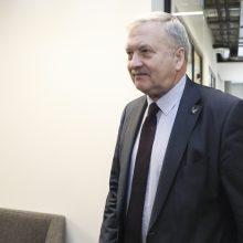 B. Ropė: EP vertins Rusijos Federacijos veiksmus prieš Lietuvos teisėjus