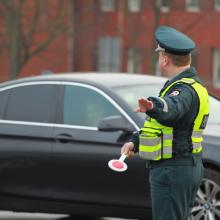 Policija tikrins vairuotojus