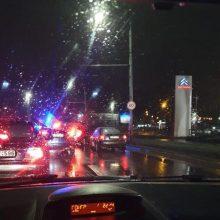Šeštadienio vakarą sostinėje žuvo automobilio partrenktas vyras