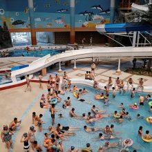 Turkijoje vandens parke elektra nutrenkė penkis žmones
