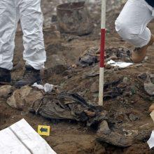 Bosnijoje aptiktos dvi pilietinio karo aukų kapavietės