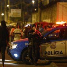 Brazilijos policija nutraukė vakarėlį, kuriame dalyvavo 1 200 žmonių