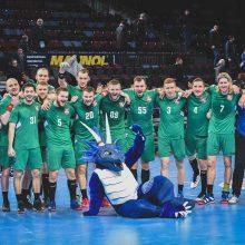 Lietuvos rankininkai sužinojo varžovus pasaulio čempionato atrankoje