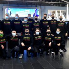 Lietuvoje – nesutarimai tarp neįgaliųjų sporto bendruomenių