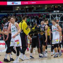 LKL – už saugią ir draugišką atmosferą krepšinio arenose