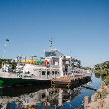 """Tarptautinę dieną be automobilio – nemokamas viešasis transportas ir laivas """"Žalgiris"""""""