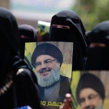 """JAV apkaltino """"Hizbollah"""" kaupiant amonio nitratą Europoje"""