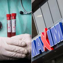 """""""Maximos"""" darbuotojai Kelmėje nustatytas koronavirusas"""