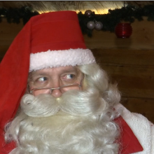 Šimtas vaikų iš Lietuvos išsiruošė pas Kalėdų senelį