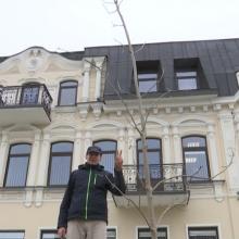 Rekonstruotoje Laisvės aikštėje Panevėžyje – medžių detektyvas