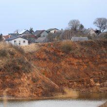 Kauno rajono tarybai vėl teks atremti žvyro kasėjų buldozerius