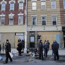 Meras: atakos Naujajame Džersyje taikinys buvo košerinio maisto parduotuvė